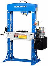 Пресс электрогидравлический, усилие 50 тонн