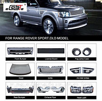 Полный рестайлинг пакет Autobiography на Range Rover Sport, фото 1