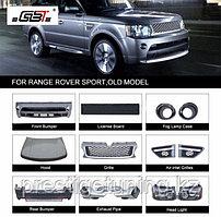 Полный рестайлинг пакет Autobiography на Range Rover Sport