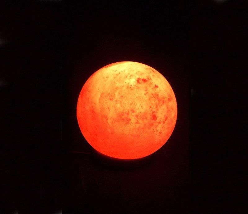 Солевая лампа - Сфера