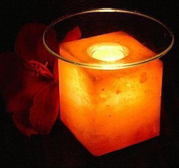 Солевая лампа - Арома