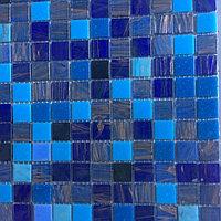 Мозаика стеклянная в ассортименте