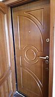 Двери бронированные с накладкой из МДФ