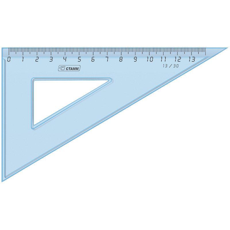 """Треугольник Стамм """"Cristal"""" (30 градусов, 13 см)"""