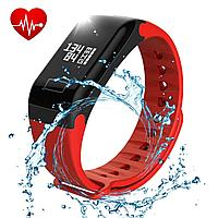 Тонометр браслет на запястье с измерением давления и пульса, смарт часы для пожилых MI Smart Healthy F1