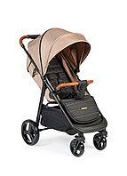 Коляска прогулочная Happy Baby ULTIMA V2 X4, коричневый, фото 1