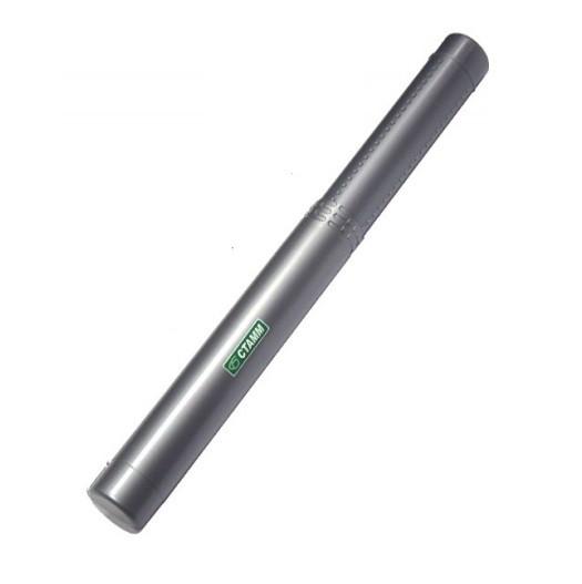 Тубус СТАММ телескопичский D60 мм L400-700мм серый