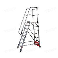 Лестница с платформой Krause траверса 2000 VARIO 833365