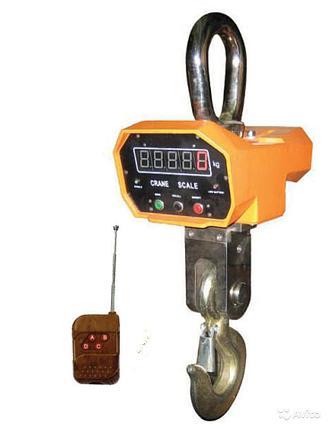 Весы крановые OCS до 5000 кг., фото 2
