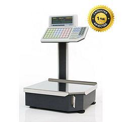 Весы с печатью этикеток ШТРИХ-ПРИНТ 15 кг