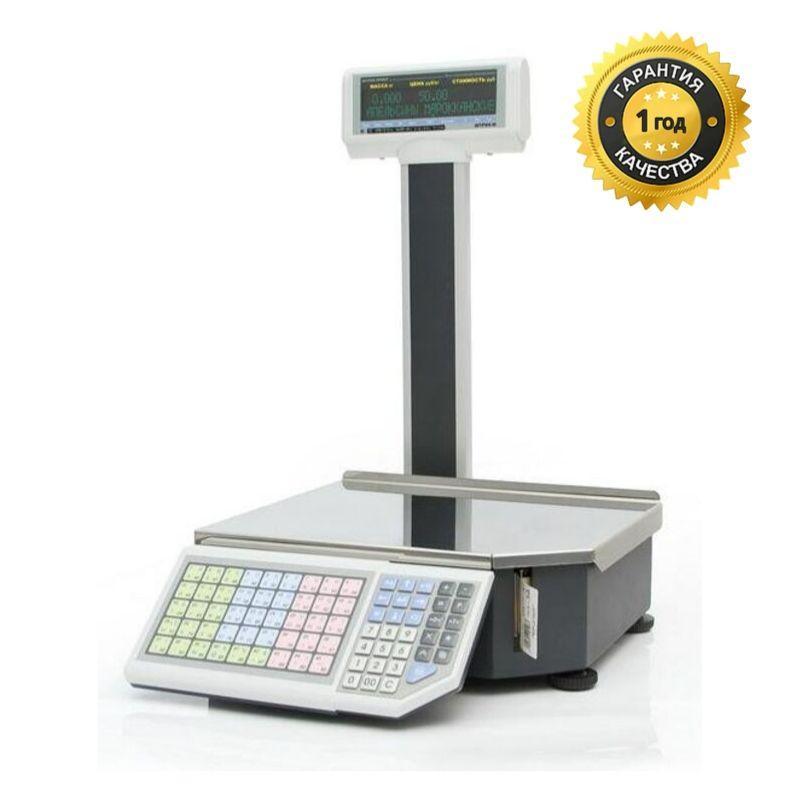 Весы с печатью этикеток ШТРИХ-ПРИНТ M