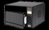 """QNAP TS-673-4G Сетевой RAID-накопитель, 6 отсеков для HDD 3,5""""/2,5"""", 2 слота M.2 SSD. AMD RX-421ND 2,1 ГГц, фото 2"""