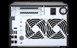 """QNAP TS-673-4G Сетевой RAID-накопитель, 6 отсеков для HDD 3,5""""/2,5"""", 2 слота M.2 SSD. AMD RX-421ND 2,1 ГГц, фото 3"""