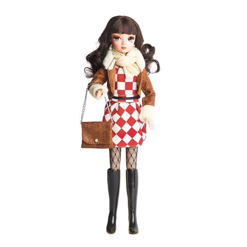 """Кукла Sonya Rose, серия """"Daily collection"""", в кожаной куртке R4328N - фото 1"""