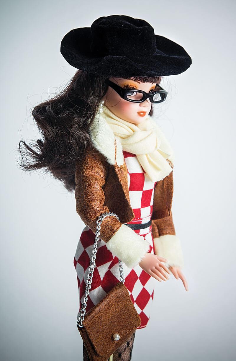 """Кукла Sonya Rose, серия """"Daily collection"""", в кожаной куртке R4328N - фото 4"""