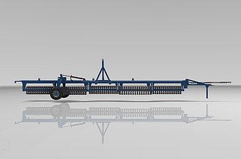Каток кольчато-шпоровый ККШ-12 (520мм), фото 2