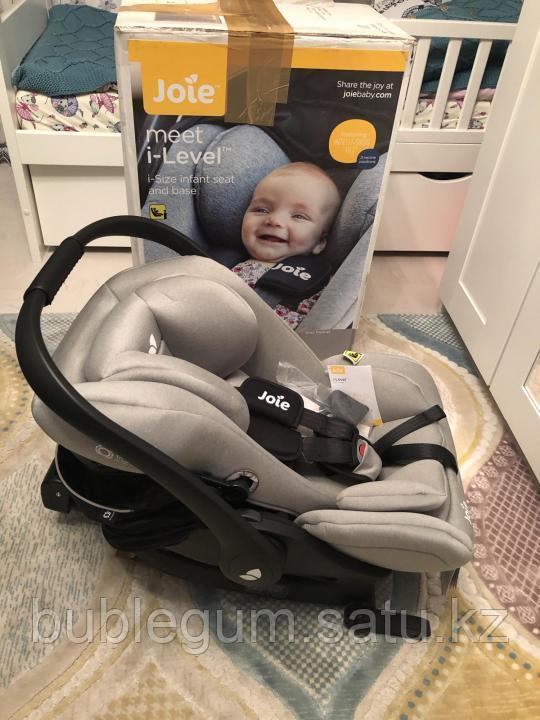 Детское автомобильное кресло с базой Joie i-Level