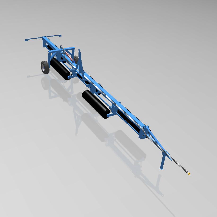 Каток водоналивной КВНГ-10 (480) (гидрофицированный)