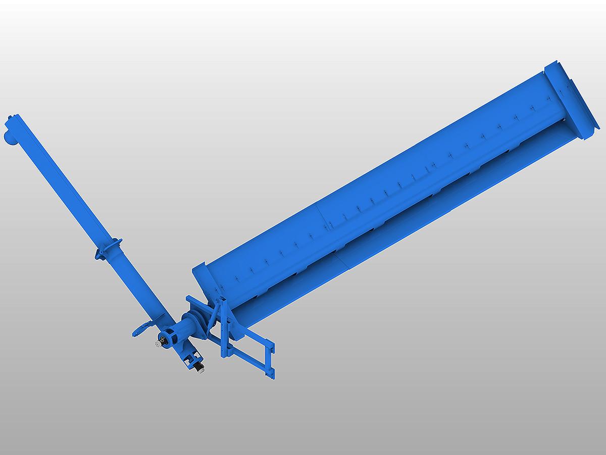 Загрузчик сеялок ЗСНБ-25 (КАМАЗ бокосвал)