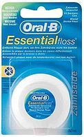 Oral-B Мятный вкус Зубная нить 50 м. Оригинал