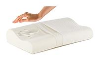 Подушка ортопедическая с памятью Здоровый сон