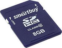 SmartBuy ( SB8GBSDHCCL10) SDHC Memory Card 8Gb Class10