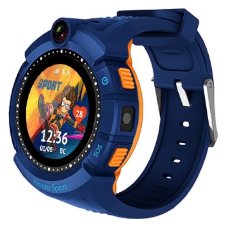 Смарт-часы Aimoto Sport Blue