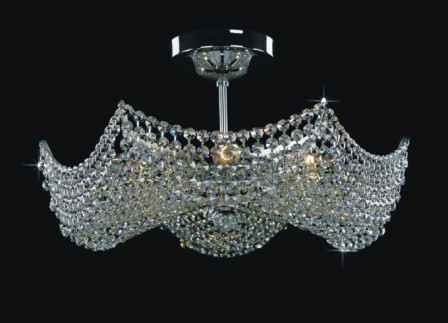 Люстра потолочная HERMAN Lighting, Чехия SCRAF B6N