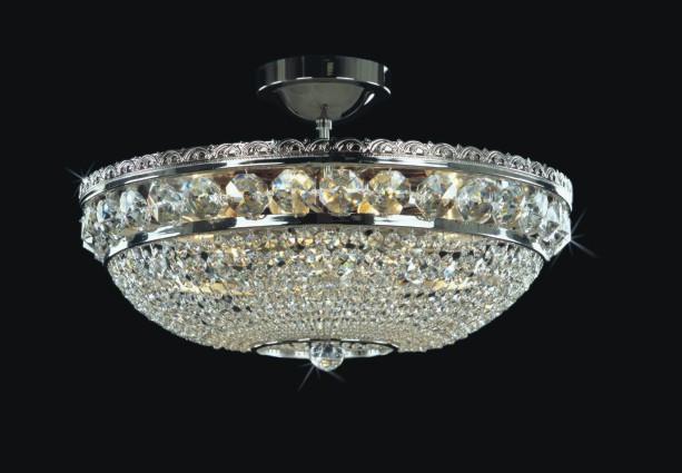 Люстра потолочная HERMAN Lighting, Чехия Tureen 6N