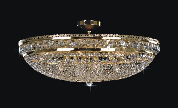 Люстра потолочная Preciosa, Чехия CB0524/00/012