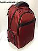 Деловой рюкзак для города с отделом под ноутбук.Высота 45 см, длина 30 см, ширина 18 см.