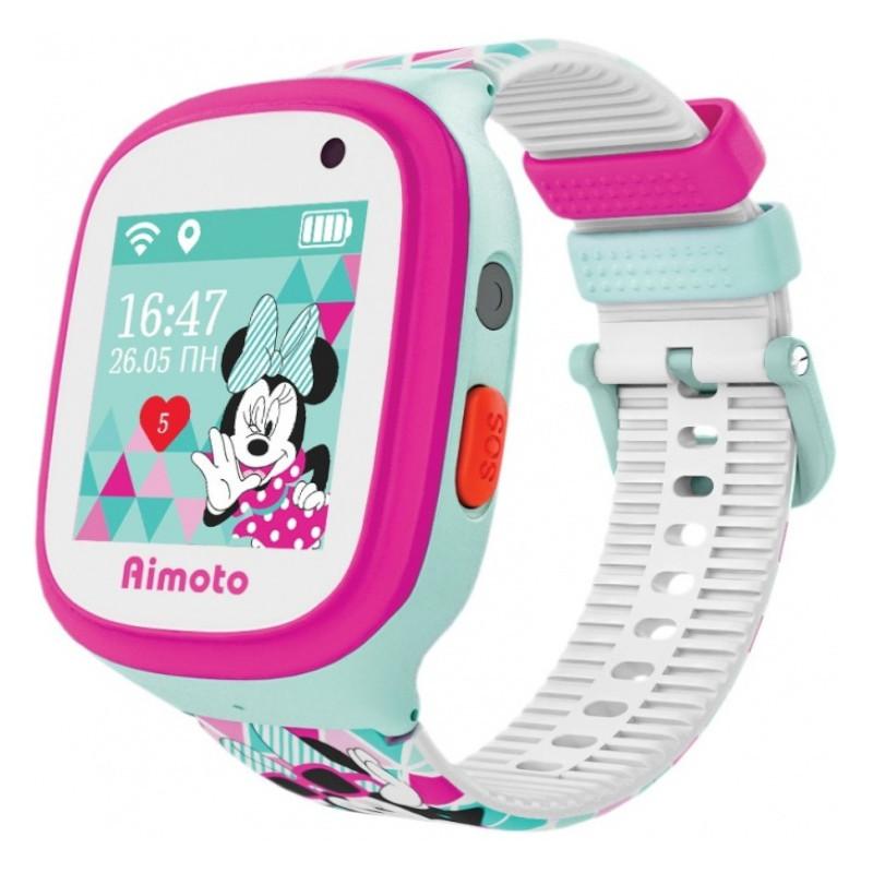 Детские смарт-часы Aimoto Disney Minnie