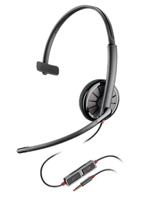 Plantronics Blackwire C215 Jack 3.5 моно гарнитура