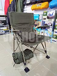 Складной стул усиленный туристический для рыбалки для похода для охоты, доставка