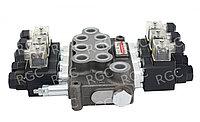Гидрораспределитель MB-4/3S-3/18ES3/G-4/M3-24VDC