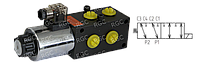 Дивертер электромагнитный 3/8 E6238Y-D12Z5L 12V