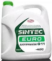 Жидкость охлаждающая антифриз SINTEC EURO 5кг