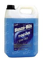 Жидкость охлаждающая Волга-ойл ОЖ-40 5кг