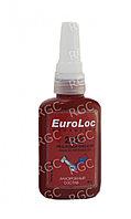Клей герметик Eurolok 2222 (50г) Резьбовой фиксатор низкой прочности
