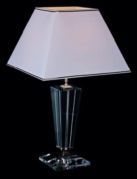 Лампа Настольная Preciosa, Чехия 51 432 80 Bern Big