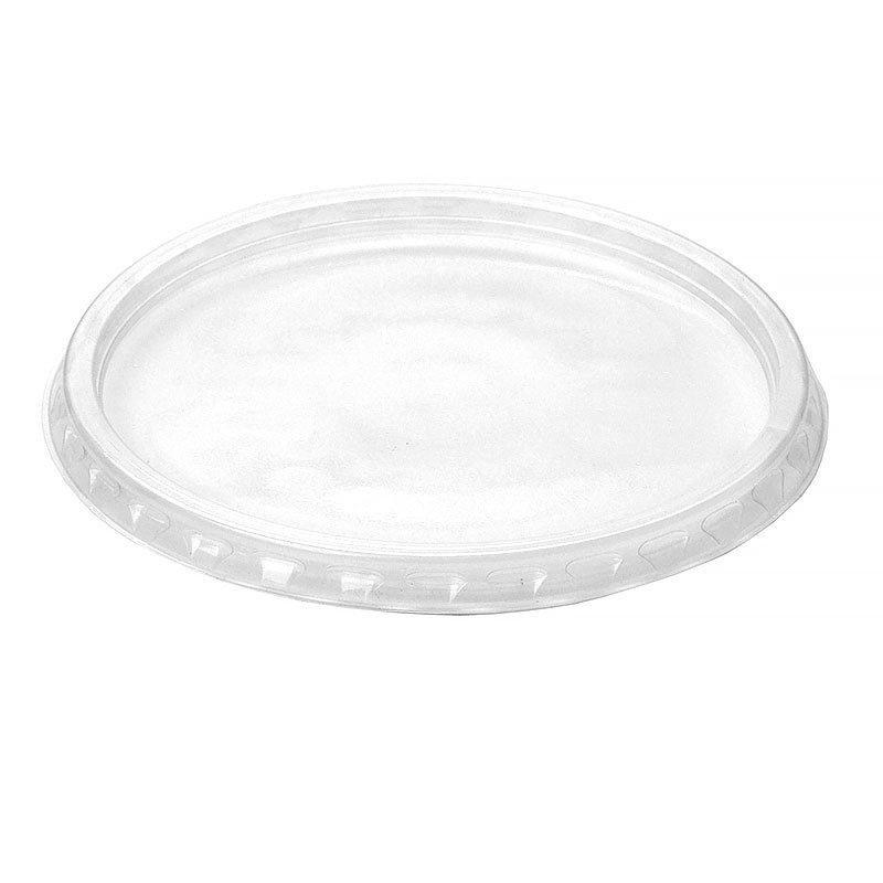 Крышка круглая d=101мм, полупрозрачная ПП NEW, 1000 шт