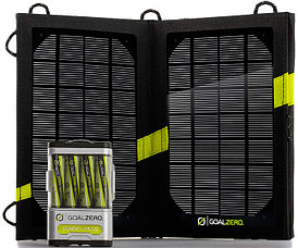 Зарядный комплект Goal Zero Guide 10 Plus Solar Kit