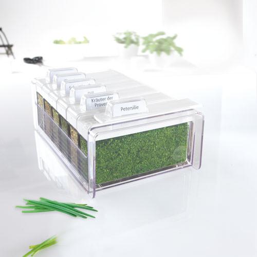 Набор для хранения специи, Herbs 6 шт. SPICE BOX EMSA 509262