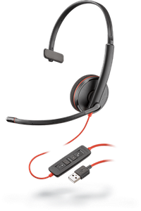 Plantronics Blackwire C3210 USB-A моно гарнитура