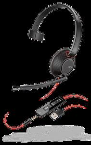 Plantronics Blackwire C5210 USB-A Jack 3,5 моно гарнитура