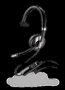 Plantronics Blackwire C710M USB-A Bluetooth моно гарнитура