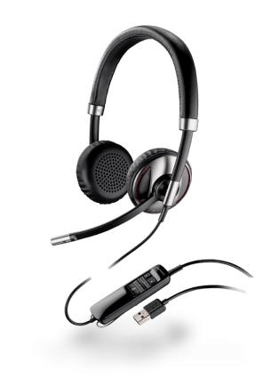 Plantronics Blackwire C720 USB-A Bluetooth стерео гарнитура