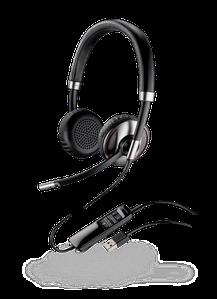 Plantronics Blackwire C720M USB-A Bluetooth стерео гарнитура