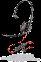 Plantronics Blackwire C3210 USB-C моно гарнитура