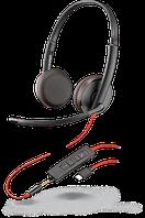 Plantronics Blackwire C3225 USB-C Jack 3,5 стерео гарнитура